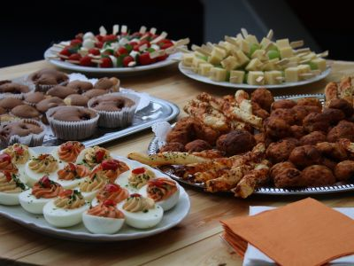 Appetitliches Catering