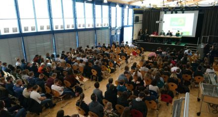 Podiumsdiskussion, die Dritte: Volles Haus in Borgholzhausen